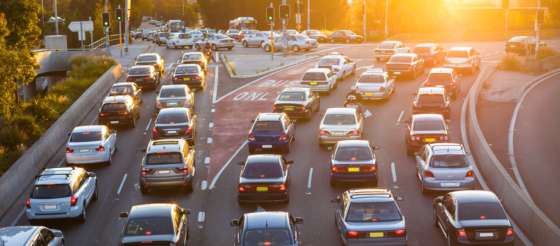 NRMA Business congestion survey