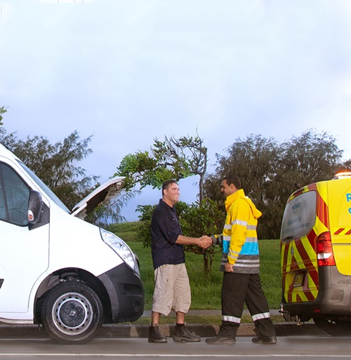 NRMA roadside assistance
