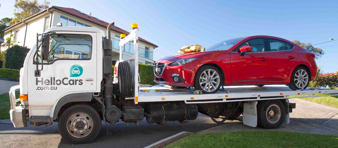 Hello Cars Delivery - NRMA Business Motoring