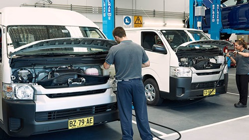 Business Fleet Servicing