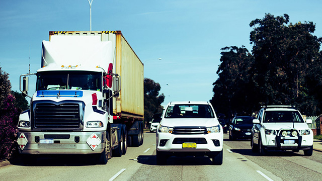 A truckie's top 10 tips for road safety | Safer Driving ...