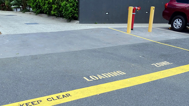 The dos and don'ts of loading zones   Driver Training   The NRMA