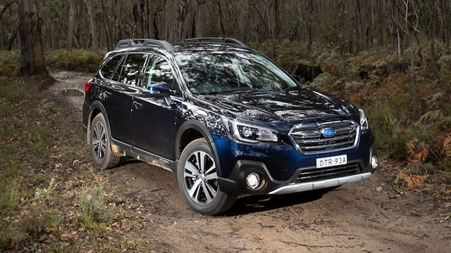 Best Subaru Outback Year >> Best Awd Suv Under 50k Australia S Best Cars The Nrma