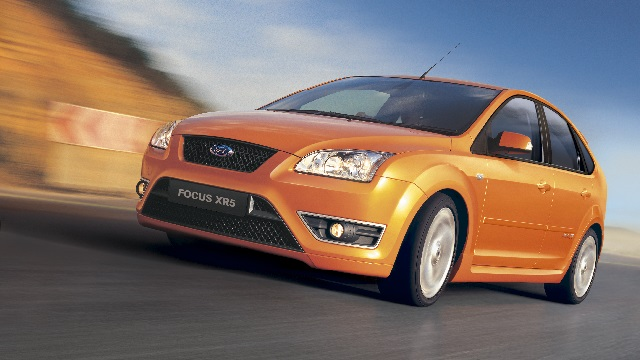 Ford Focus XR5 Turbo