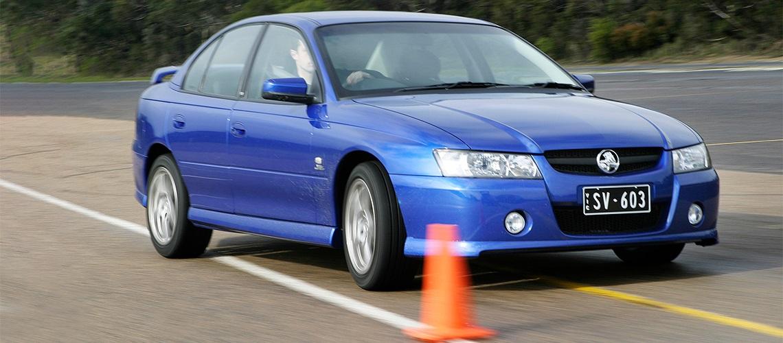 2005 Holden Commodore VZ SV6  Car reviews  The NRMA