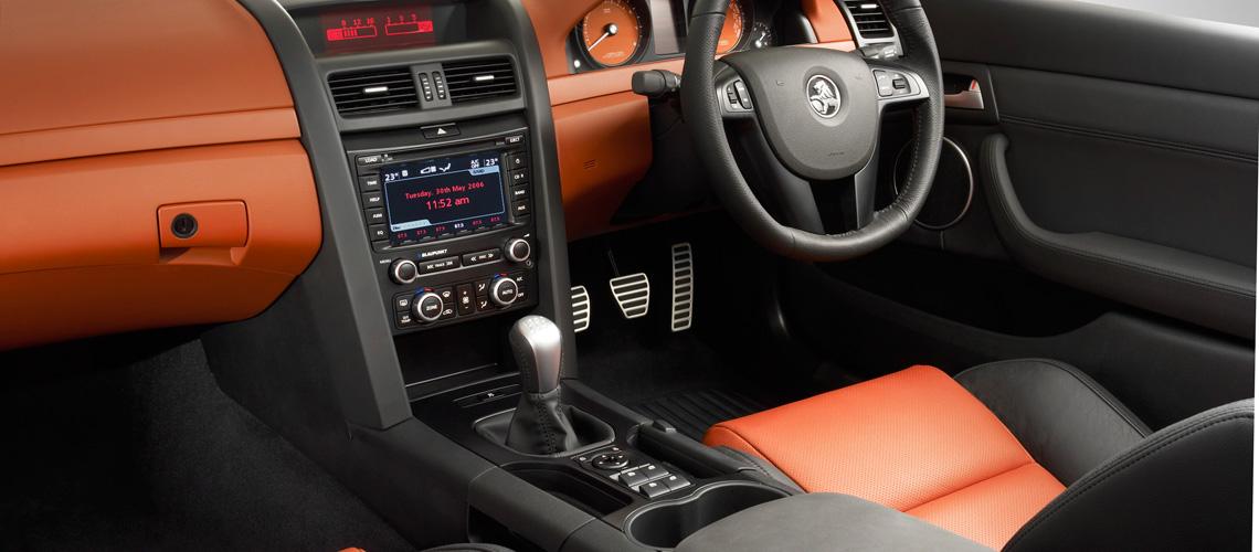 2007 Holden Commodore Ve Ss V8 Sedan Car Reviews The