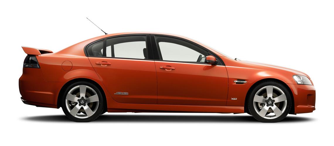 2007 Holden Commodore Ve Ss V8   Sedan   Car reviews   The ...