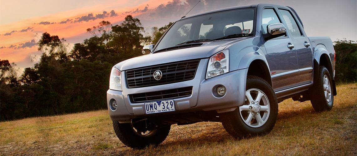 2007 Holden Rodeo LT