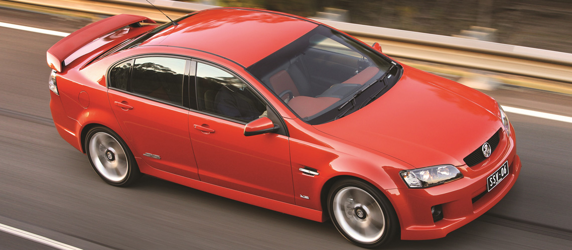 2007 Holden Commodore Ve Ss V8   Sedan   Car reviews   The NRMA