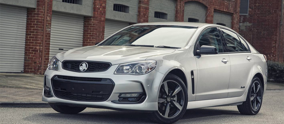 2017 Holden Commodore Black Series