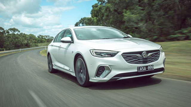 2018 Holden Commodore | The NRMA
