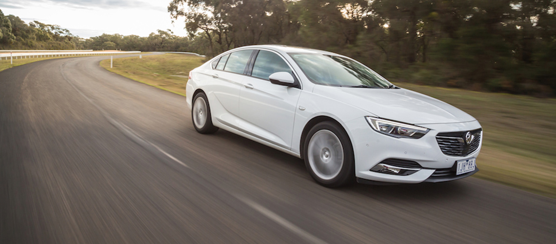 2018 new Holden Commodore
