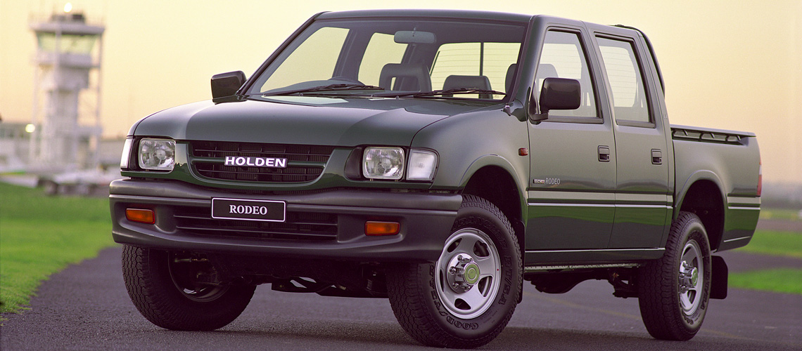 1998 Holden Rodeo LX | Used Car Reviews | The NRMA