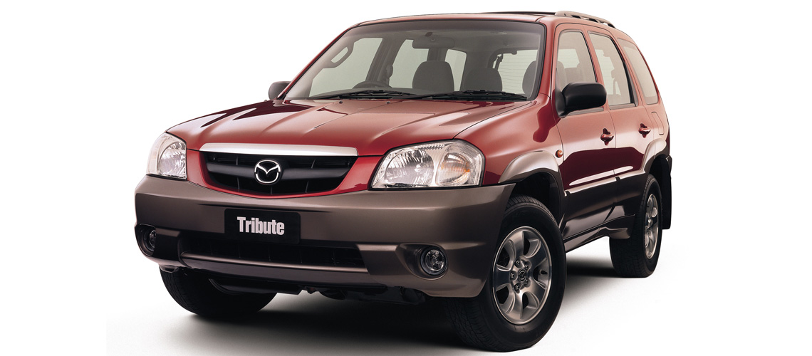 2001 Mazda Tribute 4WD