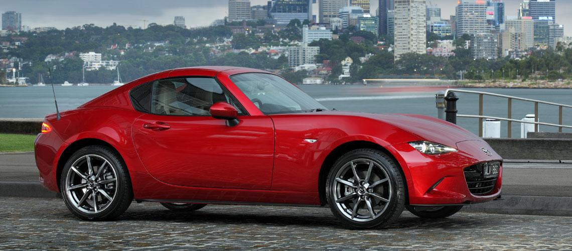2017 Mazda MX 5 RF GT | Car review | The NRMA