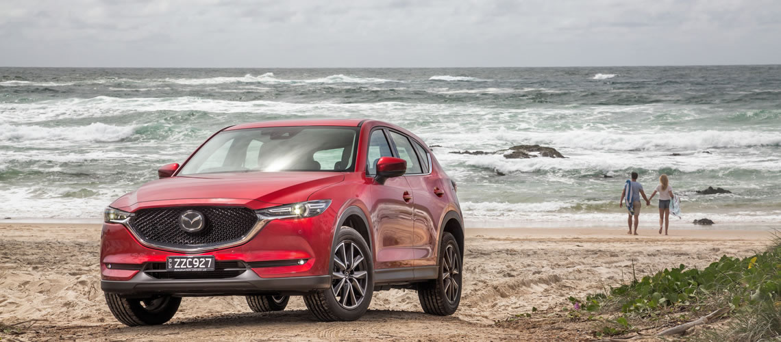 2017-Mazda-CX-5-Akera-red-hero