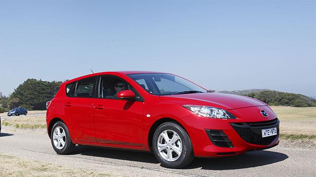 Mazda 3 Hatch