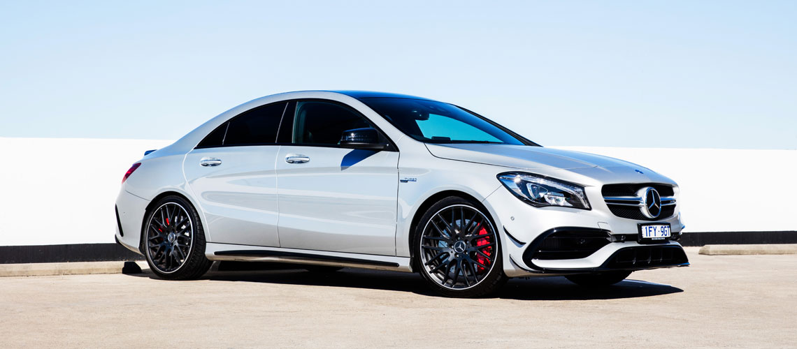 Mercedes benz car reviews buying a car the nrma for Mercedes benz cla 500