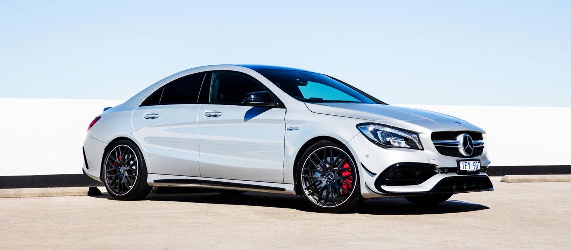 Audi Roadside Assistance >> 2016 Mercedes Benz CLA 45 AMG   Luxury cars   Car reviews ...