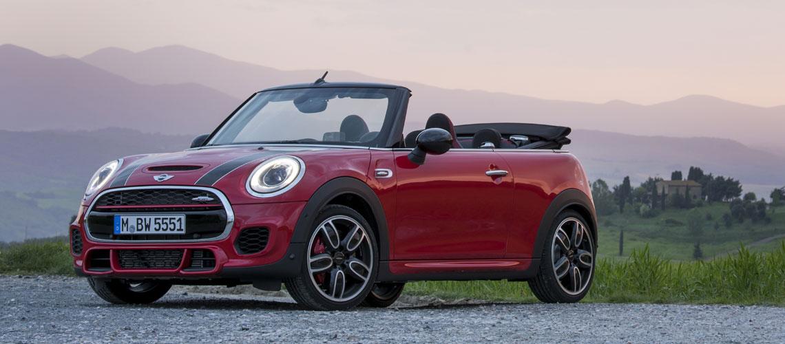 2016 Mini John Cooper Works Convertible Car Reviews The Nrma