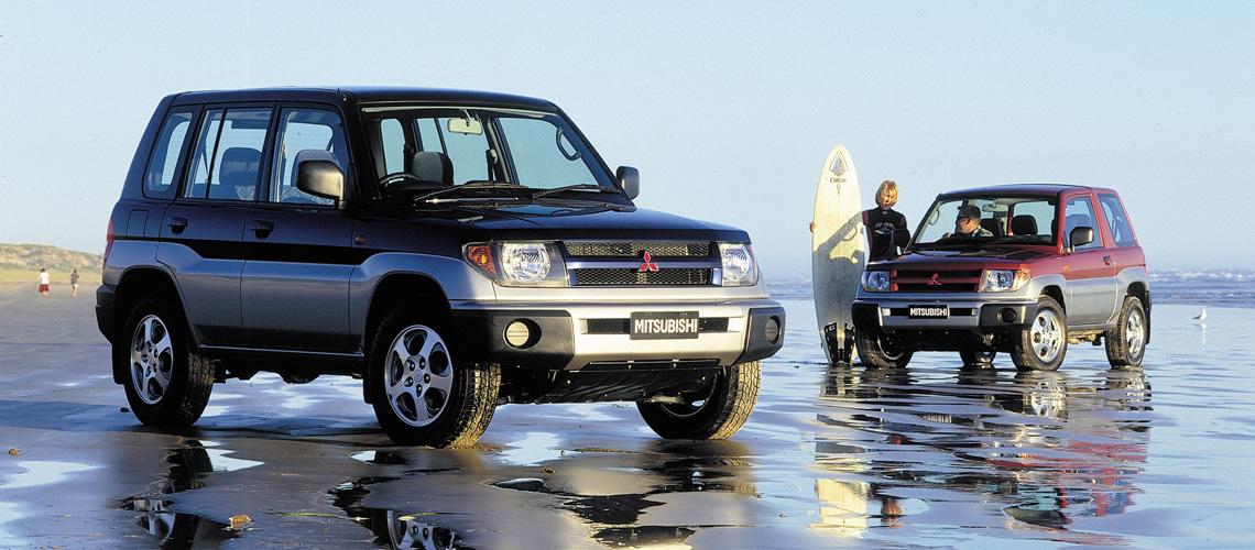 1999 Mitsubishi Pajero iO   SUV   Used car review   The NRMA