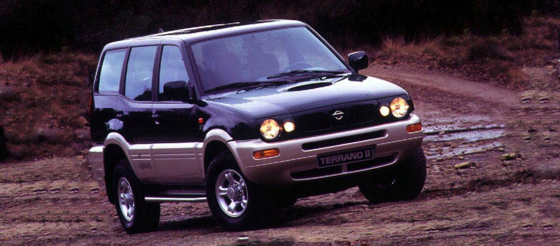 1997 Nissan Terrano 4wd Car Review The Nrma. 1997 Nissan Terrano. Toyota. 1997 Toyota Rav4 Manual Transmission Diagram At Scoala.co