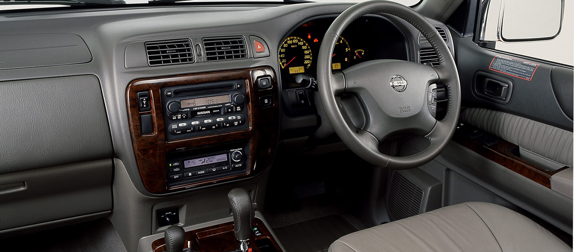 Kia Sorento Interior >> Nissan Patrol 48l 1000km road test | Car reviews | The NRMA