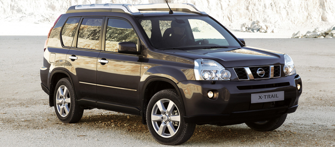 2008 Nissan X Trail 4wd Car Reviews The Nrma