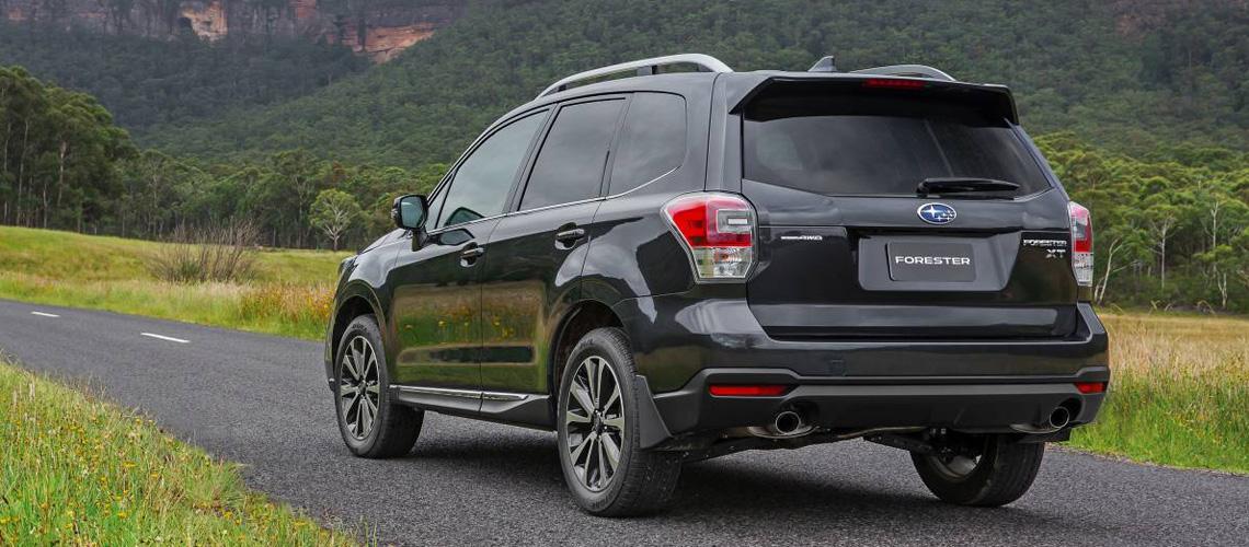 2016 Subaru Forester XT Premium | SUV | Car reviews | The NRMA