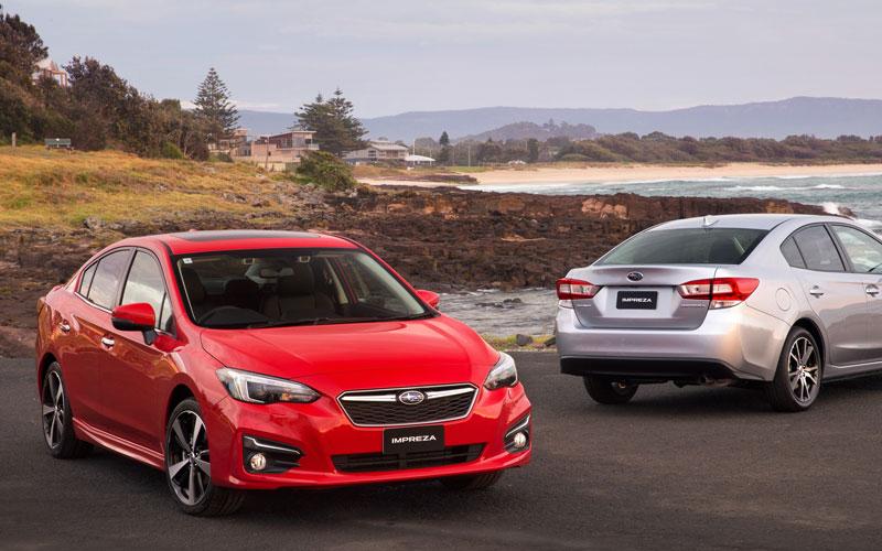 2017 Subaru Impreza | Small car | Car reviews | The NRMA