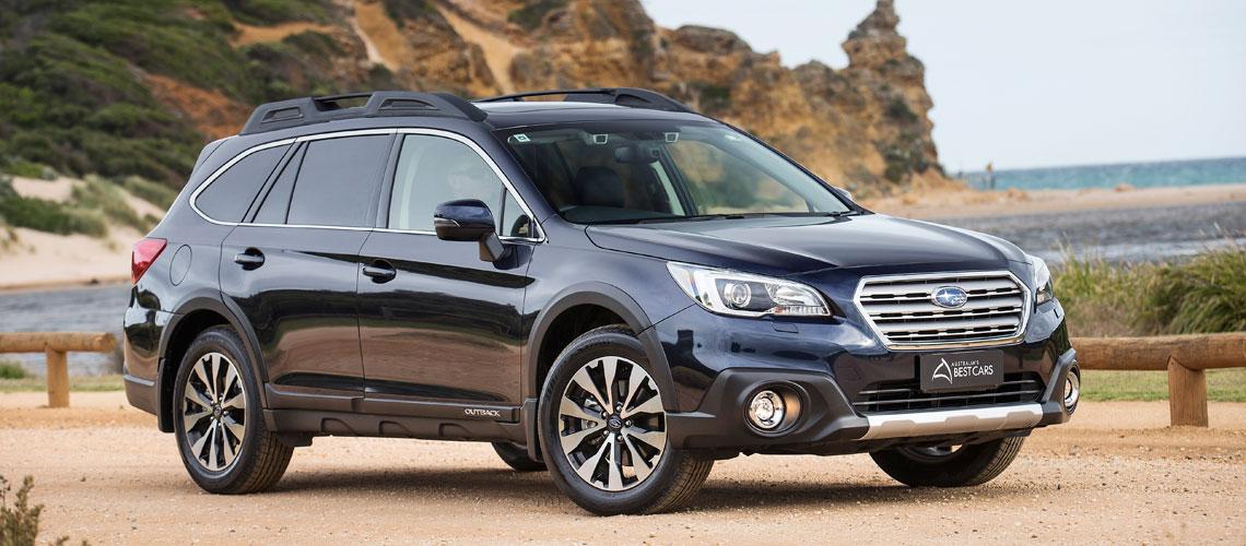 2016 Subaru Outback 25 Premium | 2016 Australia's Best ...