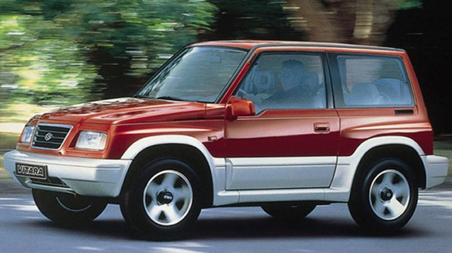 1995-1998 Suzuki Vitara used car review