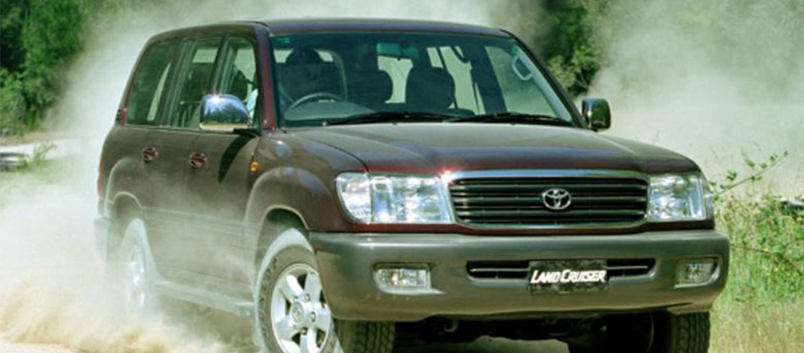 Toyota LandCruiser 100 Series 1993 | SUV and 4WD | Car