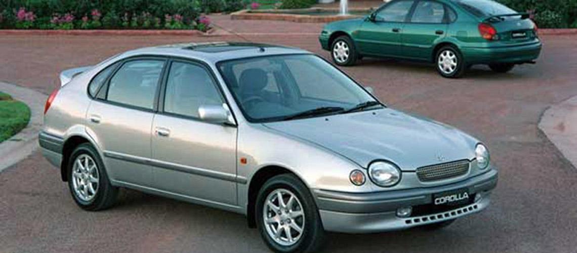 Toyota Corolla Economy 1992 1998 Toyota Corolla Car