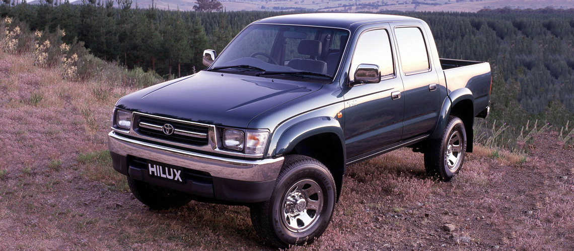 Prime 1998 Toyota Hilux Ute Car Review The Nrma Gmtry Best Dining Table And Chair Ideas Images Gmtryco