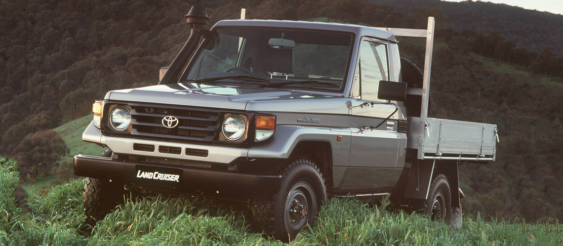 1998 Toyota LandCruiser 78 Series | 4WD | Used car review | The NRMA