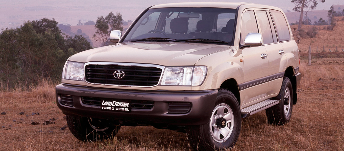 Toyota LandCruiser | SUV and 4WD| Used car reviews | The NRMA