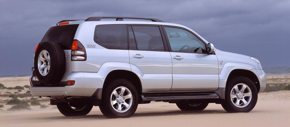 2007 Subaru Forester Xt >> 2007 Toyota Prado | 4WD | Car reviews | The NRMA
