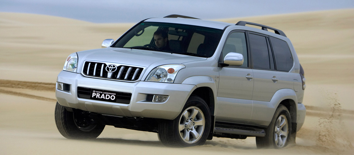 2007 Toyota Prado | 4WD | Car reviews | The NRMA