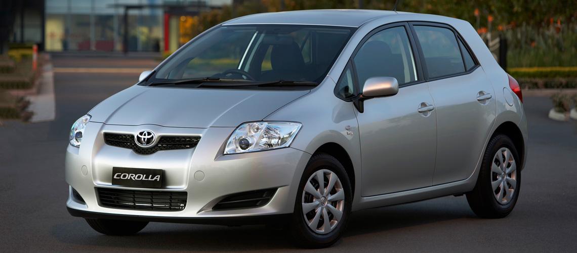 2007 Toyota Corolla Ascent   Small car   Car reviews   The NRMA