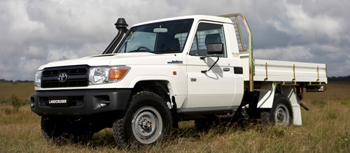 2003 Toyota LandCruiser 100 GXL Series | 4WD | Used car review | The