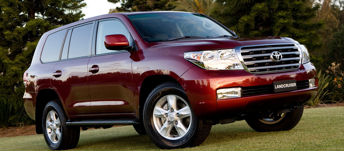 2008 Toyota LandCruiser 200 Series | NRMA | car review | The NRMA
