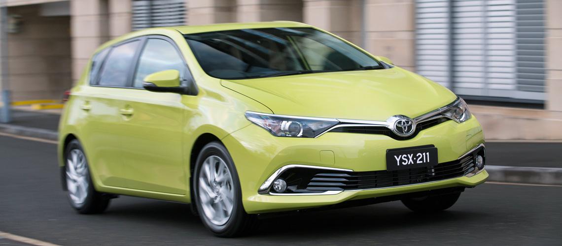 2015 Toyota Corolla Ascent Sport   Small car   Car reviews