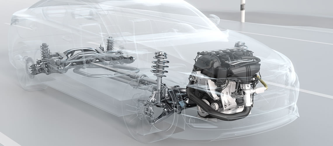 Exceptional Car Engine Drivetrain Blueprint