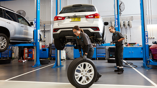 NRMA engine and car repairs