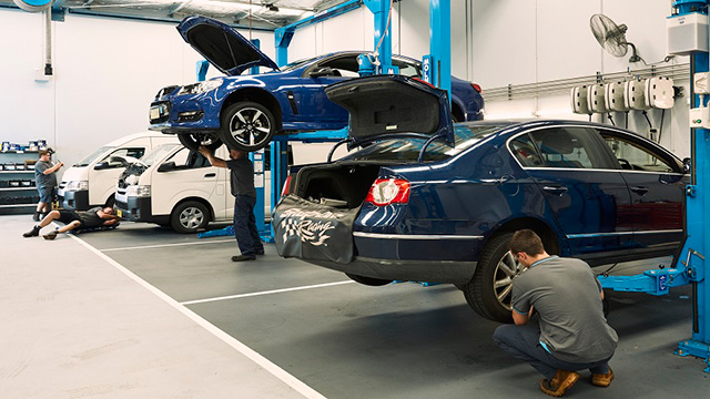 NRMA car servicing mobile car repairs Sydney