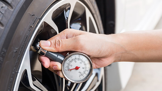 Car tyres: checking pressure and other tips | Car Servicing | The NRMA
