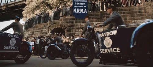 The NRMA's 90 year anniversary