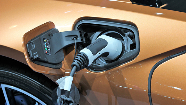 Electric vehicle plug