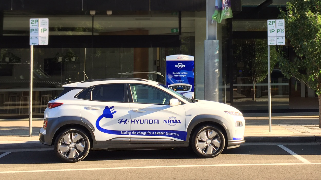 The benefits of electric cars   The NRMA